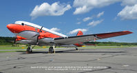 N115U @ 2W6 - Bassler BT-67 ex-smoke jumper aircraft. - by J.G. Handelman