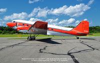 N115U @ 2W6 - At St.Mary's County Airport MD. - by J.G. Handelman