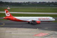 D-ALSA @ EDDL - Airbus A321-211 - AB BER Air Berlin - 1629 - D-ALSA - 27.04.2016 - DUS - by Ralf Winter