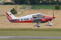 D-EIIN @ EGSU - Landing at Duxford. - by Graham Reeve