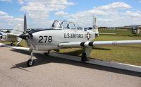 N134AF @ LAL - Beech T-34 - by Florida Metal