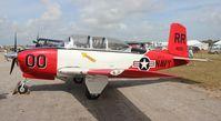 N134RR @ TIX - T-34B - by Florida Metal