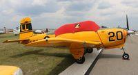 N134TD @ LAL - T-34B - by Florida Metal