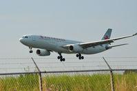 C-GFAH @ EHAM - AIR CANADA A330 - by fink123