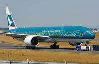 B-KPB @ EDDF - Cathay Pacific B773 in special livery - by FerryPNL