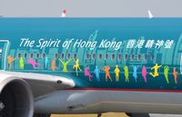 B-KPB @ EDDF - Spirit of Hong Kong - by FerryPNL