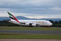 A6-EDK @ EGCC - Emirates - by Jan Buisman