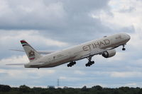 A6-ETI @ EGCC - Etihad Airways - by Jan Buisman