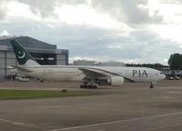 AP-BGK @ EGCC - Pakistan Int Airways - by Jan Buisman