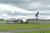 AP-BGY @ EGCC - Pakistan Int Airways - by Jan Buisman