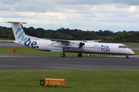 G-ECOA @ EGCC - Flybe - by Jan Buisman