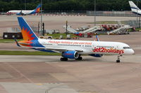 G-LSAC @ EGCC - Jet2holidays - by Jan Buisman