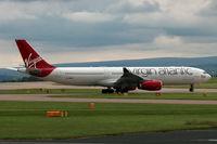 G-VNYC @ EGCC - Virgin Atlantic - by Jan Buisman