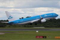 PH-BXS @ EGCC - KLM - by Jan Buisman