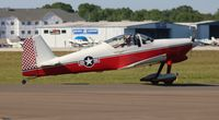 N136MM @ LAL - Vans RV-6 - by Florida Metal