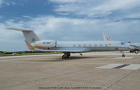 5X-UGF @ DOV - At Dover AFB - by J.G. Handelman