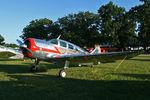 N17601 @ OSH - At the 2016 EAA AirVenture - Oshkosh, Wisconsin
