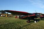 N985V @ OSH - At the 2016 EAA AirVenture - Oshkosh, Wisconsin