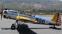 N53271 @ SZP - Ryan Aeronautical ST-3KR as PT-22, Kinner R5-540-1 160 Hp 5 cylinder radial - by Doug Robertson