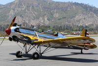 N53271 @ SZP - Ryan Aeronautical ST-3KR as PT-22, Kinner R5-540-1 160 Hp air-cooled 5 cylinder radial with the sweetest sounds - by Doug Robertson