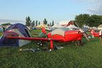 N55Q @ OSH - At the 2016 EAA AirVenture - Oshkosh, Wisconsin