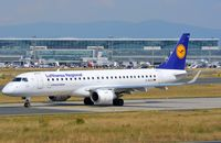 D-AECD @ EDDF - Lufthansa Cityline ERJ190 - by FerryPNL