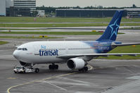 C-GTSW @ EHAM - AIR TRANSAT A310 - by fink123