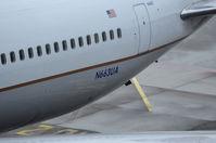 N663UA @ EHAM - UNITED 767 - by fink123