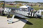 N190RF @ KOSH - Focke Wulf FW 190A-9 CN 980 574, NX190RF