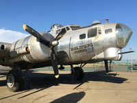 44-85738 @ TLR - 1944 Boeing DB-17G Flying Fortress, c/n: 8647-VE - by Timothy Aanerud