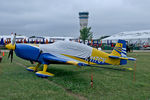 N117CV @ OSH - At the 2016 EAA AirVenture - Oshkosh, Wisconsin - by Zane Adams