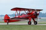 N63529 @ OSH - At the 2016 EAA AirVenture - Oshkosh, Wisconsin