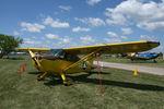 N36709 @ OSH - At the 2016 EAA AirVenture - Oshkosh, Wisconsin