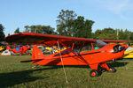 N38130 @ OSH - At the 2016 EAA AirVenture - Oshkosh, Wisconsin