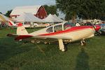 N50280 @ OSH - At the 2016 EAA AirVenture - Oshkosh, Wisconsin