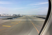 D-ABYM @ RJTT - Just landed in Haneda - long taxi to the gate - by Micha Lueck