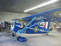 CF-BST - restoration at purple hill air - by luke newson