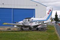 C-GPQM - At Langley,BC - by Manuel Vieira Ribeiro