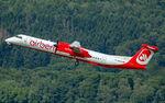D-ABQN @ EDDR - departure to Tegel via RW27 - by Friedrich Becker