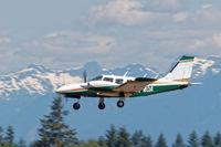 C-FWOA @ CYPK - Landing - by Guy Pambrun