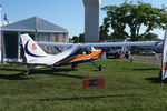 N970ES @ OSH - At the 2016 EAA AirVenture - Oshkosh, Wisconsin