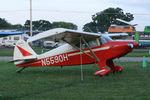 N5590H @ OSH - At the 2016 EAA AirVenture - Oshkosh, Wisconsin