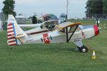N655JR @ OSH - At the 2016 EAA AirVenture - Oshkosh, Wisconsin - by Zane Adams