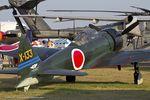N712Z @ KOSH - Mitsubishi A6M3 Zero CN 3869, NX712Z