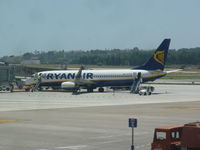 EI-EPE @ LEMG - Ryan Air - by Christian Maurer