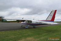 PH-DKI @ EGBT - PH-DKI seen at Turweston Airfield. - by Robbo s