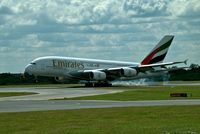 A6-EES @ EGCC - just landed at egcc uk - by andysantini