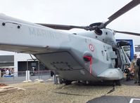 4 @ LFPB - NHI NH90 NFH Caiman of the Aeronavale at the Aerosalon 2015, Paris - by Ingo Warnecke