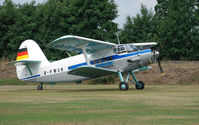D-FWJO - AN-2 of Skydive Stadtlohn at Dorsten - by Jack Poelstra