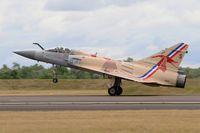 43 @ LFSI - Dassault Mirage 2000-5F, Landing rwy 29, St Dizier-Robinson Air Base 113 (LFSI) Open day 2017 - by Yves-Q